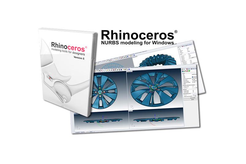 RHINOCEROS 3D V5